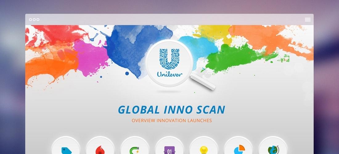 UNILEVER – INNO SCAN