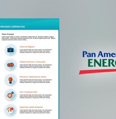 PAN AMERICAN ENERGY – NEWSLETTERS